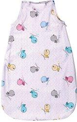 """Лятно бебешко спално чувалче - Пиленце - С дължина 80 или 100 cm от серията """"Chick"""" - продукт"""
