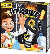 Експлозиви - образователен комплект