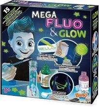 Експерименти с флуоресцентна светлина - играчка