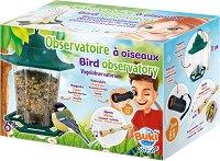 """Обсерватория за птици - Образователен комплект от серията """"Природа"""" - образователен комплект"""