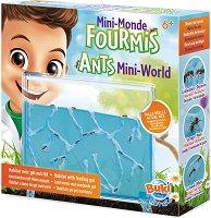 """Ферма за мравки - Образователен комплект от серията """"Природа"""" - творчески комплект"""