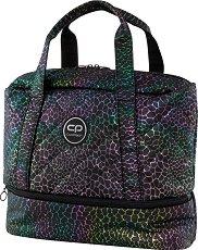 Чанта за рамо - Luna: Leather Glam -