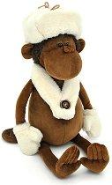 """Маймунката Никола - Плюшена играчка от серията """"Orange Life"""" -"""