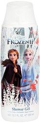 """Frozen 2 Shower Gel - Elsa and Anna - Детски душ гел oт серията """"Замръзналото кралство"""" -"""