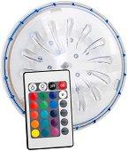 LED магнитна лампа за наземни или надуваеми басейни