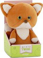 """Лисица - Плюшена играчка от серията """"Mini Twini"""" -"""