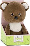 """Мече - Плюшена играчка от серията """"Mini Twini"""" -"""