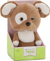 """Кученце - Плюшена играчка от серията """"Mini Twini"""" -"""
