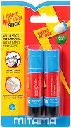 Сухо лепило - Rapid Attack Stick - Комплект от 2 стика от 9 g