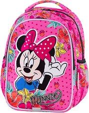 Ученическа раница - Joy S: Minnie Tropical - раница