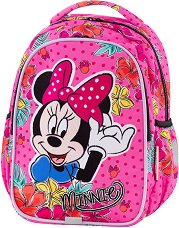 Ученическа раница - Joy S: Minnie Tropical -