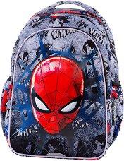 Ученическа раница - Joy S: Spiderman Black - продукт