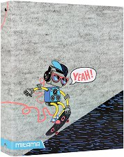 Класьор - Робот със скейтборд