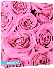 Класьор - Рози - С размери 26.7 / 31.7 / 5 cm