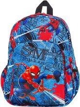 Раница за детска градина -Toby: Spiderman Denim - раница