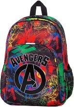Раница за детска градина - Toby: Avengers - фигури