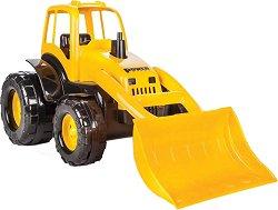 Трактор с гребло - Детска играчка - играчка