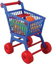 Пазарска количка - Детска играчка - играчка