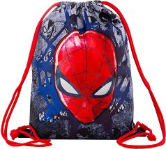 Спортна торба - Sprint: Spiderman Black -