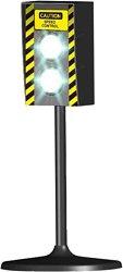 Радар за контрол на скоростта - Детска образователна играчка със светлинни ефекти и височина 75 cm -