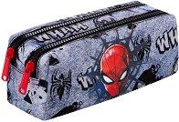 Ученически несесер - Edge: Spiderman Black - несесер