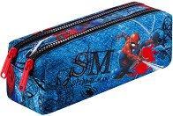 Ученически несесер - Edge: Spiderman Denim - продукт