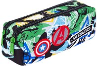 Ученически несесер - Edge: Avengers Badges - детски аксесоар