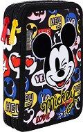 Несесер с ученически пособия - Jumper XL: Mickey Mouse - продукт
