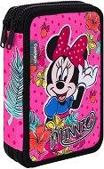 Несесер с ученически пособия - Jumper XL: Minnie Tropical -