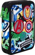 Несесер с ученически пособия - Jumper XL: Avengers Badges -