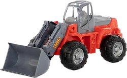 Трактор с гребло - Power - играчка