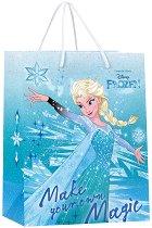 Торбичка за подарък - Елза - Размери 17.5 x 22 cm -