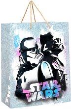 Торбичка за подарък - Star Wars - Размери 26 x 32 cm -
