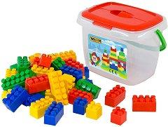 Детски конструктор - Малък строител - играчка