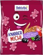 Bebivita - Зърнена закуска със супер плодове - Опаковка от 30 g за бебета над 12 месеца - продукт