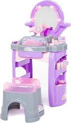 Детска тоалетка - Диана - Детски комплект за игра -