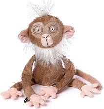 """Маймунка - Mama Makaka - Плюшена играчка от серията """"Beasts"""" -"""