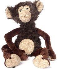 """Маймунка - Uncle Jungle - Плюшена играчка от серията """"Beasts"""" -"""