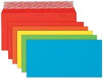 Цветни пощенски пликове