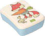 Бамбукова кутия за хранене - Лисица -