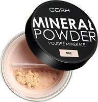Gosh Mineral Powder - Минерална пудра за лице - спирала