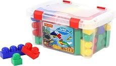 Конструктор в кутия - Детски комплект за игра - играчка