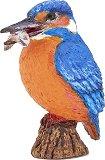 Синьо рибарче - фигура
