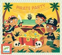 Игра за рожден ден - Pirate party - Детска занимателна игра -