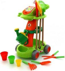 Градинарска количка - играчка