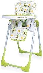 Детско столче за хранене - Noodle 0+: Strictly Avocados - продукт