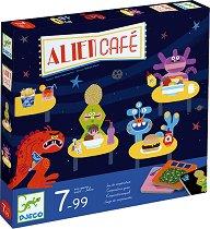 Alien Cafe - Семейна игра -