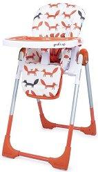 Детско столче за хранене - Noodle 0+: Mister Fox -