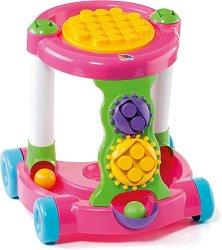 Детска играчка за прохождане - Детска играчка за бутане -