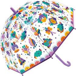 Детски чадър - Pop Rainbow - образователен комплект